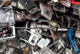 basura tecnológica